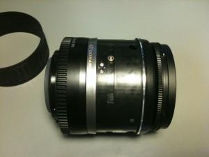 側面ネジ(1) EF-S18-55mm F3.5-5.6 II USM