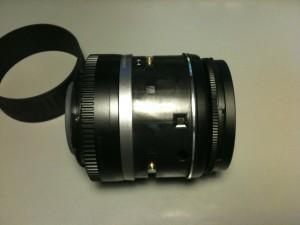 側面ネジ(2) EF-S18-55mm F3.5-5.6 II USM
