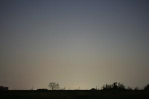 パンスターズ彗星(2013/3/15) IMG_2091
