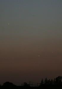 木星・金星・水星 2013/5/24